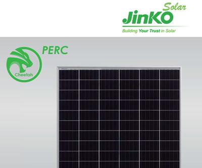 Jinko Solar panele fotowoltaiczne