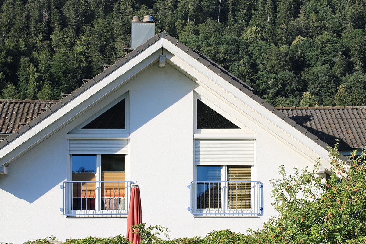 konstrukcja fotowoltaiczna K2 na dachu skosnym