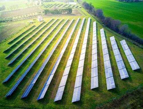 Konstrukcje fotowoltaiczne dla rolników